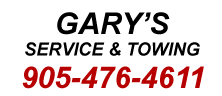 Gary's Service & Towing