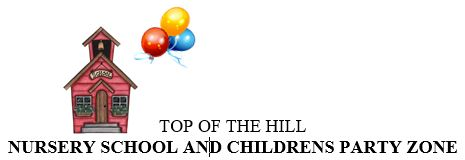 Top of the Hill Nursery School & Party Zone